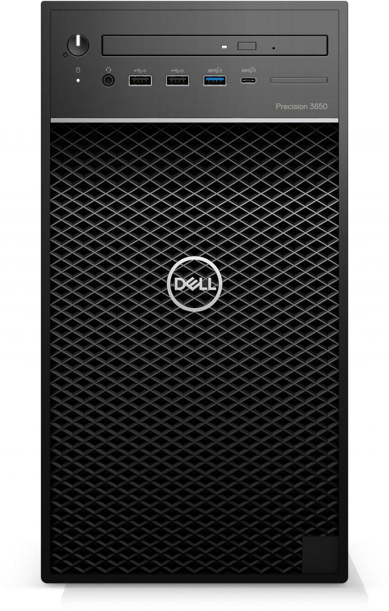 Dell Precision Tower 3650 – stacja robocza dla domu
